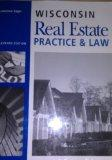Wisconsin Real Estate: Practice & Law
