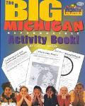 Big Michigan Activity Book
