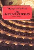 Marriage of Figaro Vocal Score