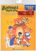 Animal Antics Harmonica Fun!/Book and Harmonica