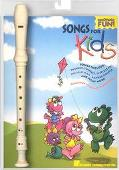 Songs for Kids Recorder Fun!/Book and Recorder