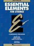 Essential  Elements Viola Book 2 (Essential Elements for Strings)