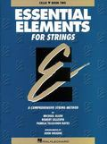 Essential Elements for Strings Cello, Book Two  A Comprehensive String Method