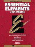 Essential Elements for Strings: Double Bass, Book 1 (Essential Elements for Strings, Bk 1)