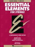 Essential  Elements Teacher Manual  String Book 1