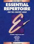 Essential Repertoire for Concert Choir