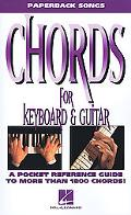Chords for Keyboard & Guitar A Pocket Reference Guide to More Than 1800 Chords