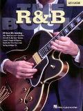 R&B Book Easy Guitar