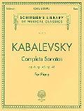 Dmitri Kabalevsky - Complete Sonatas for Piano Sonata No. 1, Op. 6; Sonata No. 2, Op. 45; So...