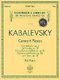 Kabalevsky - Concert Pieces for Piano
