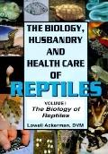 Biology of Reptiles