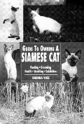Guide to Owning a Siamese Cat - Brenda Yule - Hardcover