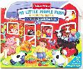 My Little People Farm/Mi Pequena Granja An English/Spanish Flap Book
