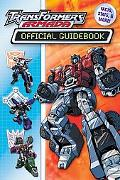 Transformers Armada Official Guide Book Facts, Stats, & More