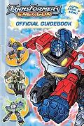 Transformers Energon Official Guidebook Facts, Stats, & More!