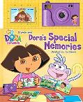 Nick Jr. Dora's Special Memories Book and Camera