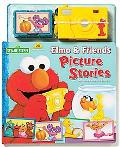 Elmo & Friends Picture Stories (Sesame Street Storybook and Camera)