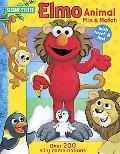 Elmo Animal Mix & Match (Sesame Street)