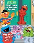 Let's Visit Sesame Street (Sesame Street (Reader's Digest))