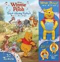 Winnie the Pooh Take-along Tunes : Book with Music Player