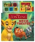 Disney The Lion King Movie Theater Storybook