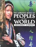 Usborne Book of Peoples of the World Internet-Linked