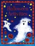 Halloween Activities [With 2 Pages of Stickers] (Activity Books)