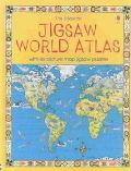 Jigsaw World Atlas