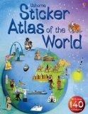 Sticker Atlas of the World - Internet Referenced (Sticker Atlases)