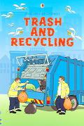 Usborne Beginners Trash And Recycling
