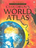 Usborne Children's World Atlas Internet Linked