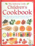 Usborne Little Children's Cookbook