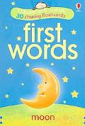 First Words Look and Say Chunky Flashcards