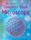 Usborne Complete Book of the Microscope Internet Linked