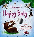 Happy Baby Board Book with CD