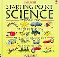 Starting Point Science What Makes in Rain? / What MAkes a FLower Grow? / Where Does Electric...