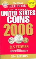 Official Price Guide Redbook of U.S. Coins 2006 (Spiral Edition)