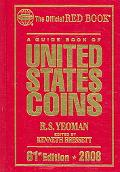 Guide Book of United States Coins 2008