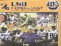 Louisiana State University Football Vault