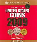 2009 A Guide Book of United States Coins w/ Tabs