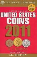 A Guide Book of United States Coins 2011: The Official Red Book (Guide Book of United States...