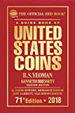 A Guide Book of United States Coins 2018: The Official Red Book, Hardcover