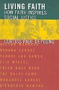Living Faith How Faith Inspires Social Justice