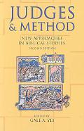 Judges and Method New Approaches in Biblical Studies