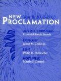 New Proclamation, Year B: Advent Through Holy Week