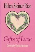 Gifts of Love - Helen Steiner Rice - Hardcover