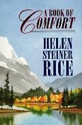 Book of Comfort - Helen Steiner Rice - Hardcover