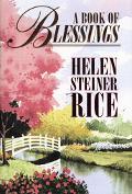 Book of Blessings - Helen Steiner Steiner Rice - Hardcover