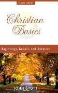 Christian Basics: Beginnings, Beliefs and Behaviour