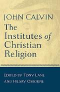 Institutes of Christian Religion